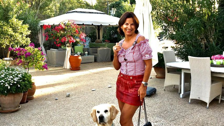 Claudia Obert, TV-Bekanntheit