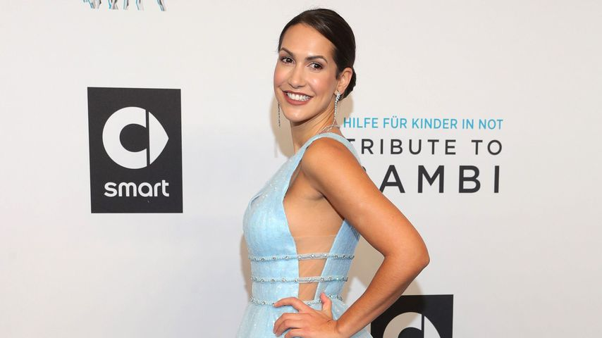 Clea-Lacy Juhn beim Tribute To Bambi 2019