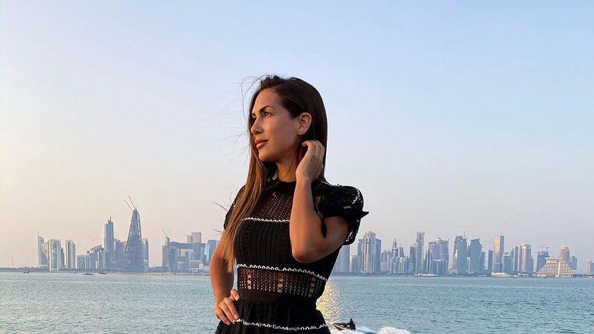 Clea-Lacy Juhn in Katar