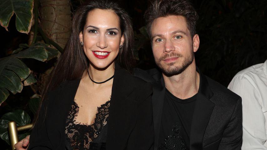 """Clea-Lacy Juhn und Sebastian Pannek, """"Der Bachelor""""-Paar"""