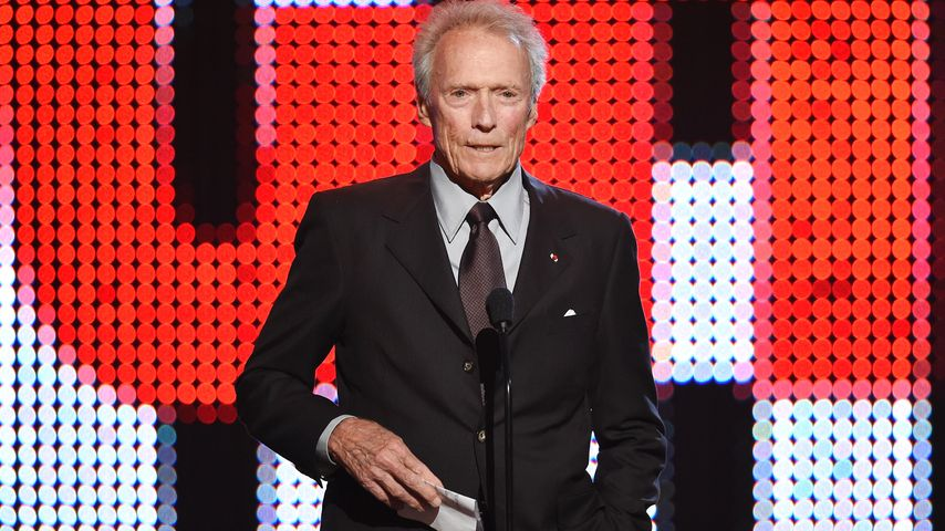Hollywood-Ikone Clint Eastwood