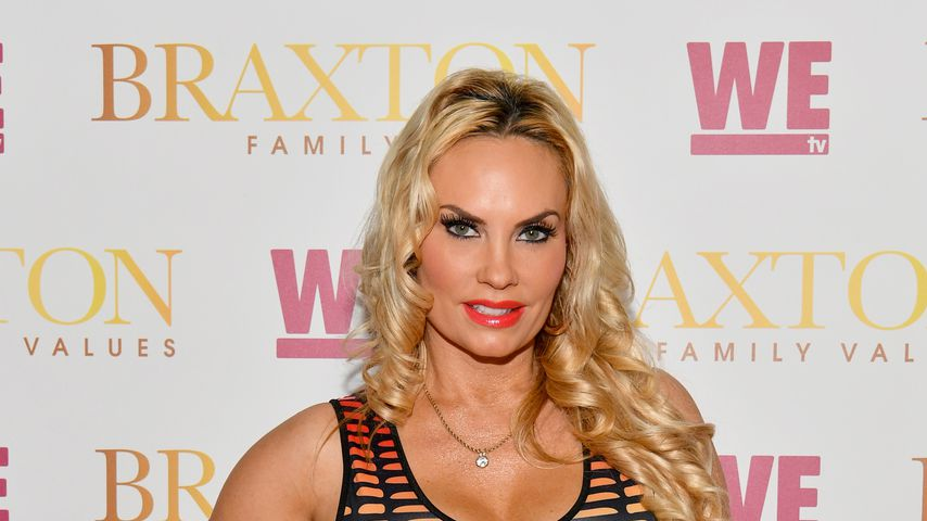 Coco Austin bei einem Event in New York