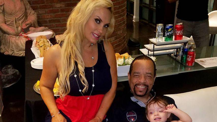 Coco Austin, Ice-T und Tochter Chanel Nicole