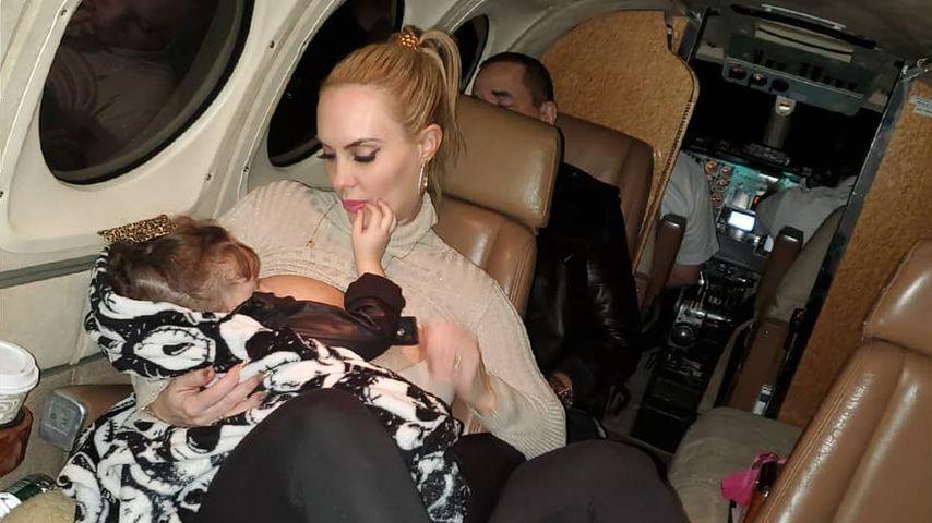 Noch mit drei Jahren: Coco gibt Tochter Chanel die Brust!