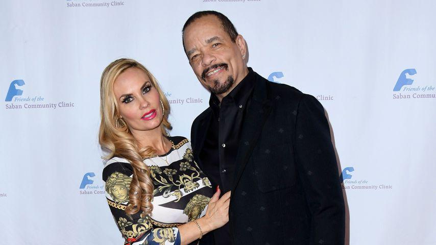 Coco Austin und Ice-T in Beverly Hills im November 2018