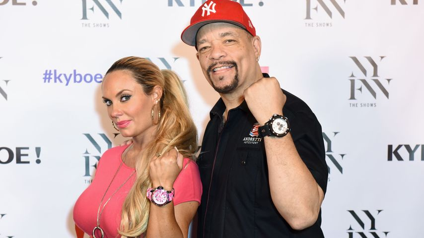 Coco Austin und Ice-T in New York