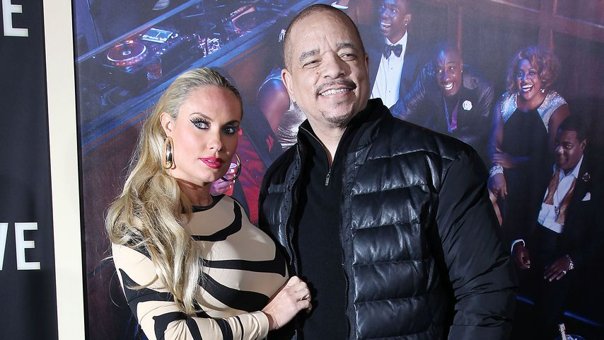 "Coco Austin und Ice-T bei der ""Top Five in New York""-Premiere 2014"