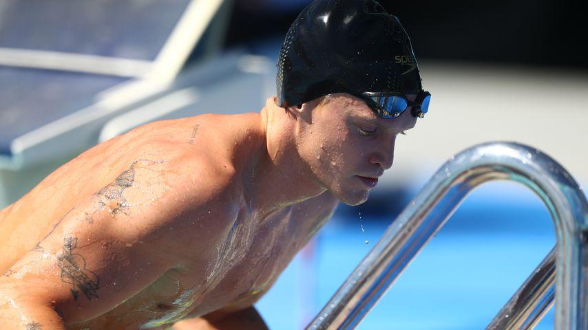 Cody Simpson bei den Australian Swimming Championships 2021