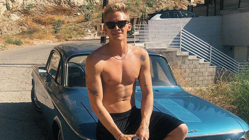 Cody Simpson im August 2019