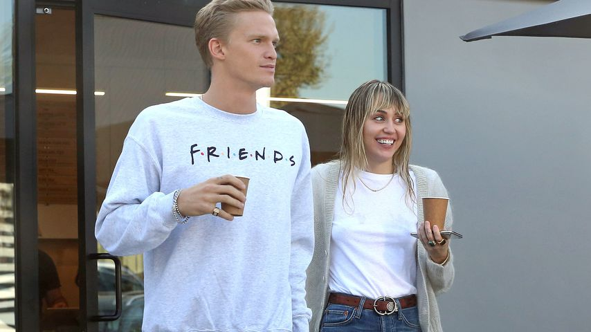 Cody Simpson und Miley Cyrus