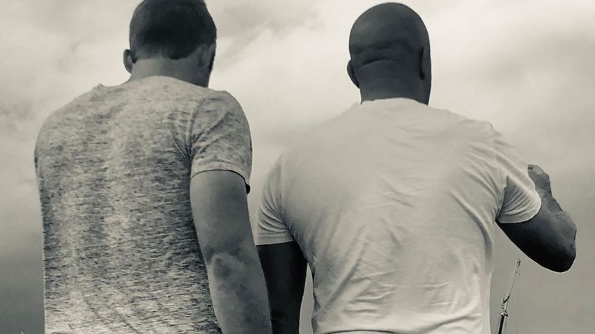 Cody Walker und Vin Diesel