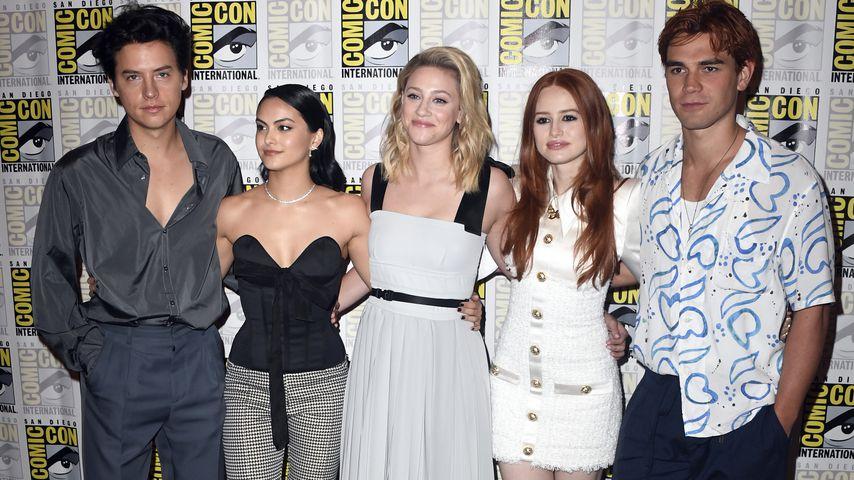 """Missbrauch? """"Riverdale""""-Stars erhalten Support von Kollegen"""