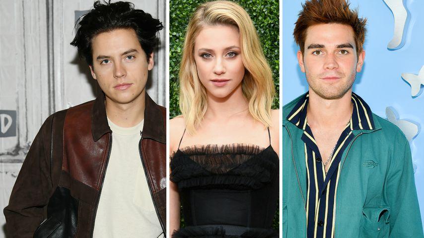 """Alles fake? Missbrauchsvorwürfe gegen """"Riverdale""""-Stars"""