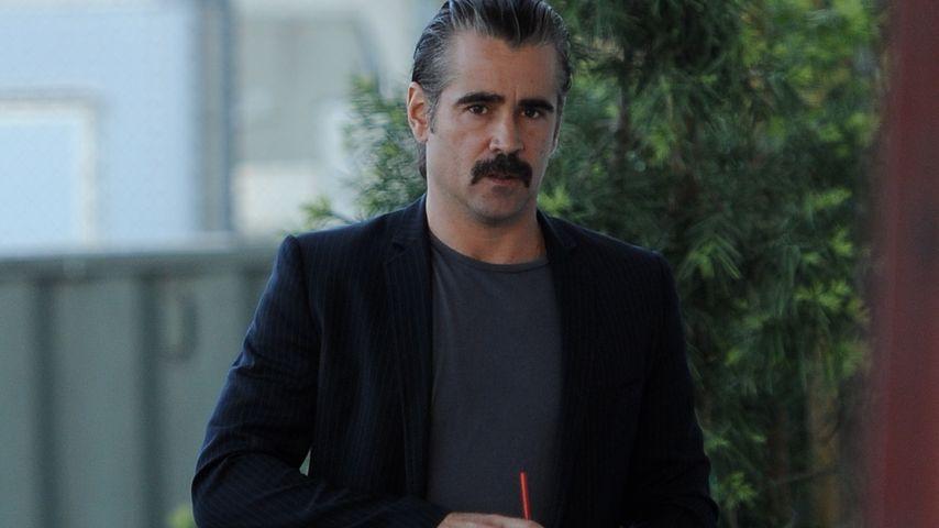 Wegen Filmrolle: Colin Farrell schiebt Essens-Frust!