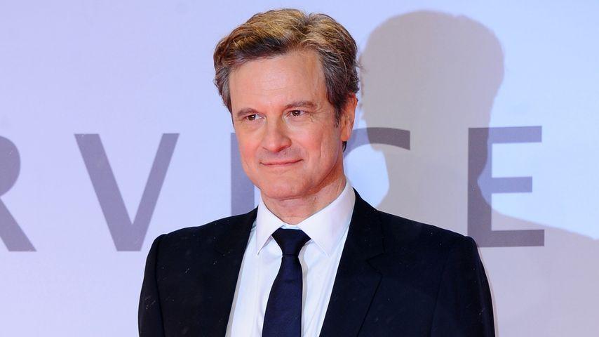"""Colin Firth: """"In Filmen werde ich immer vermöbelt"""""""