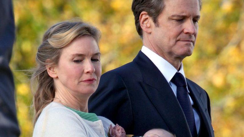 """1. Bilder vom Set: Das """"Bridget Jones""""-Baby ist da!"""