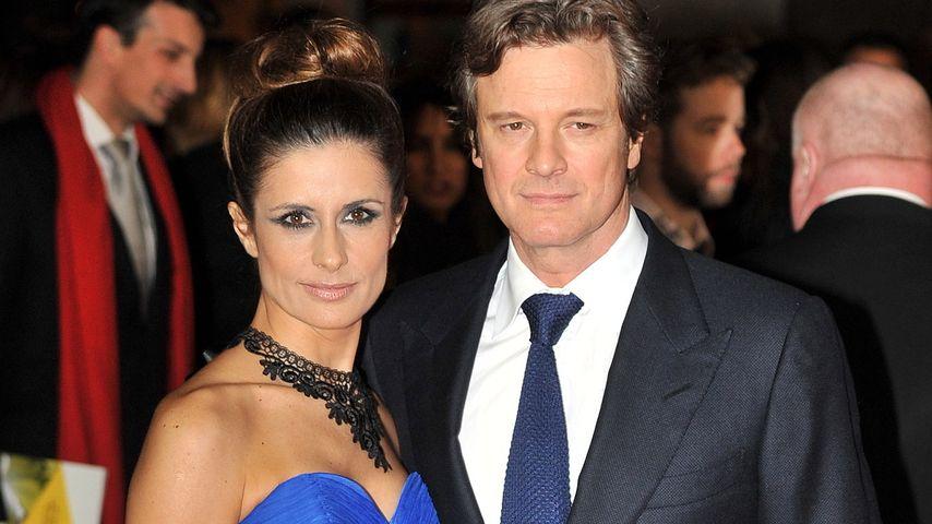 Colin Firth: Nur Öko-Kleidung auf dem Red Carpet