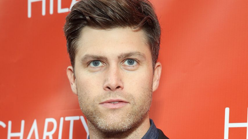 Colin Jost in New York