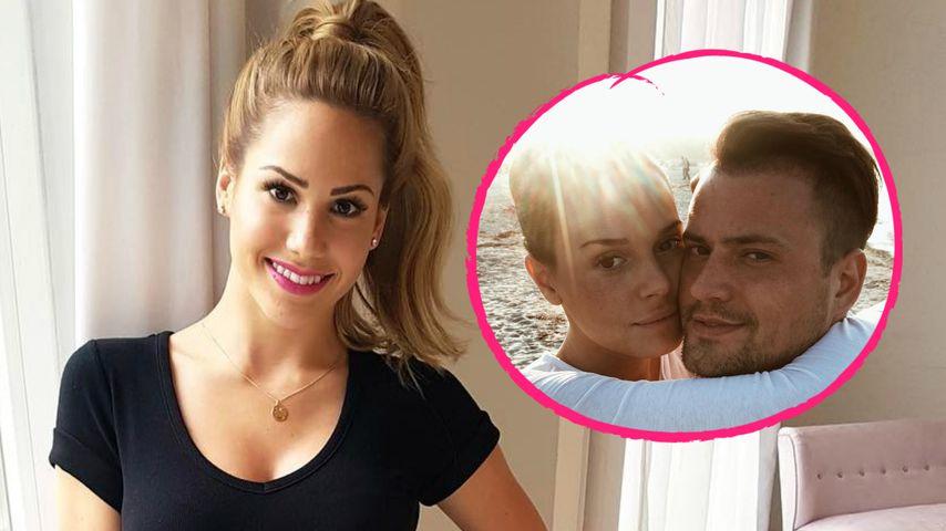 Rückendeckung von der Ex: Angelina findet Roccos Posts ok!