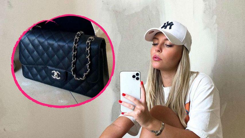 Dagi Bees teuerste Handtasche kostete sie stolze 6.500 Euro!