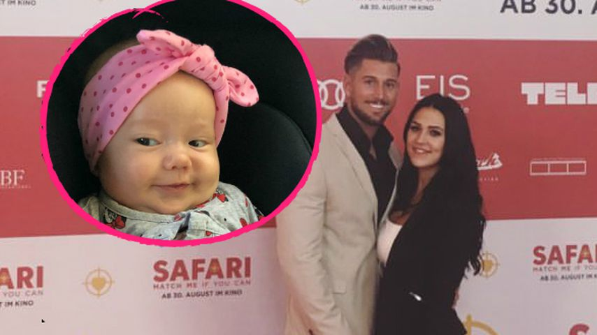 Elena & Mike zeigen endlich das Gesicht ihrer Tochter Aylen