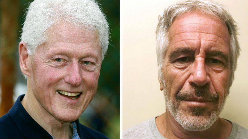 War Clinton doch auf der Privatinsel von Jeffrey Epstein?