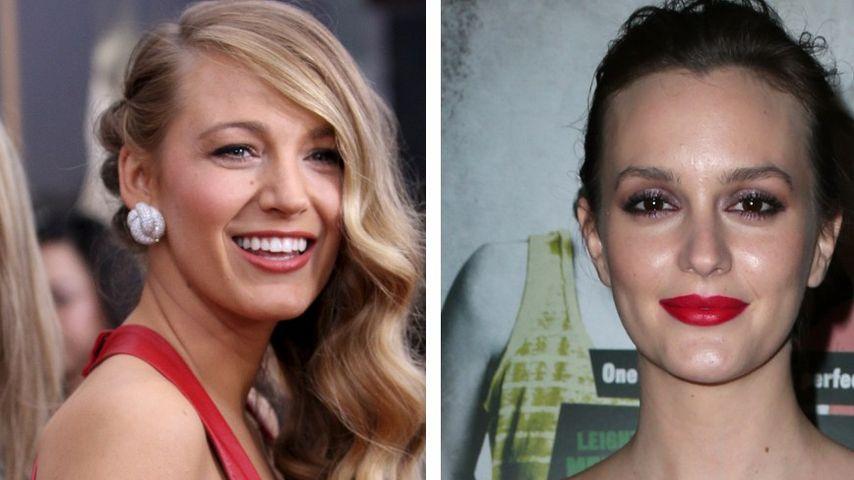 Gossip Girl: Blake Lively & Leighton Meester nicht 1. Wahl