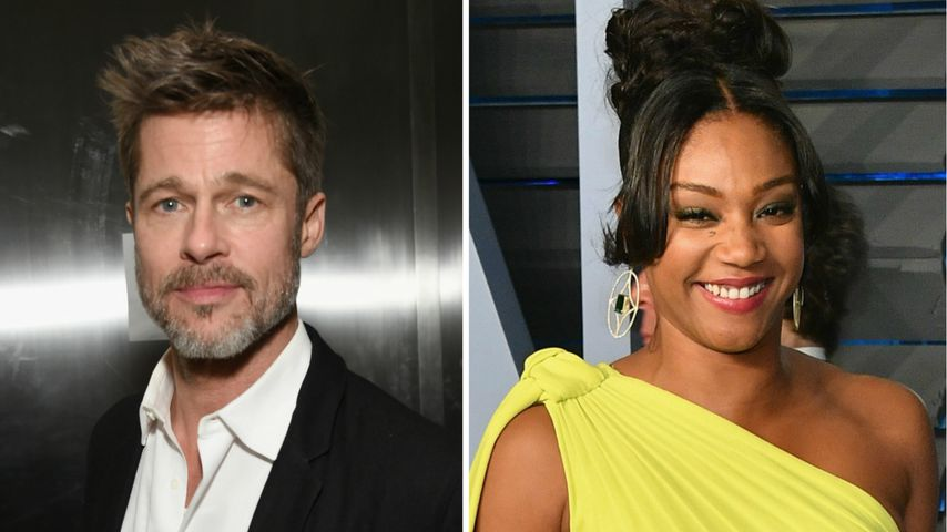 Date schon fix! Turtelt Brad Pitt bald mit Tiffany Haddish?