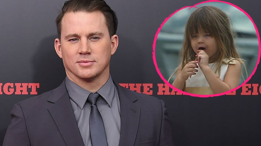 """Was? Channing Tatums Tochter (4) hasst Tanz-Film """"Step Up"""""""