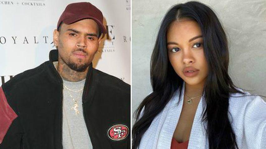 Chris Brown träumt von gemeinsamer Zukunft mit Ammika Harris