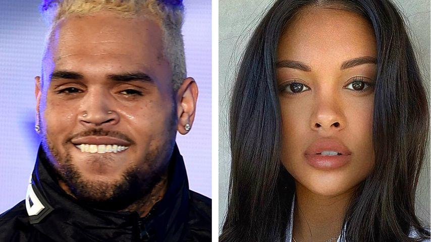 Verdächtige Ringe: Haben Chris Brown und Ammika geheiratet?