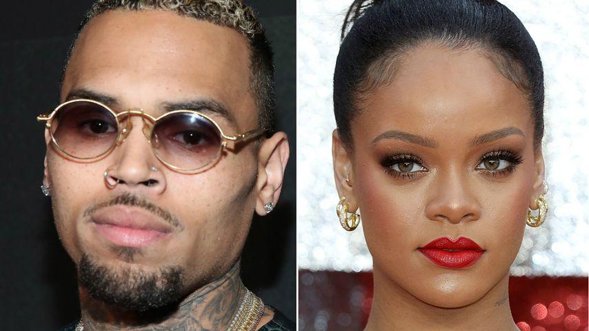 Nach Trennung & Prügelei: Chris Brown will Rihanna zurück!