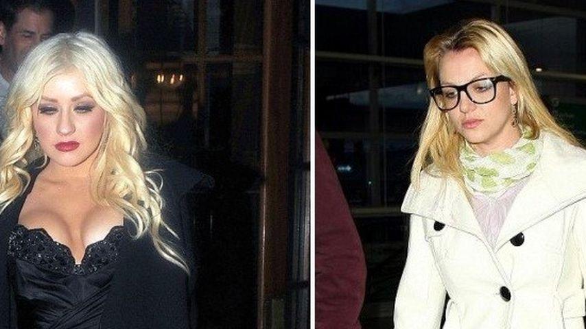 Leidet Christina Aguilera an der Britney-Krise?