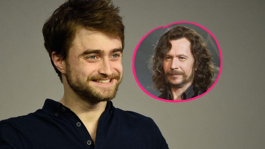 """""""Harry Potter""""-Co-Star: Zu ihm schaute Daniel Radcliffe auf"""