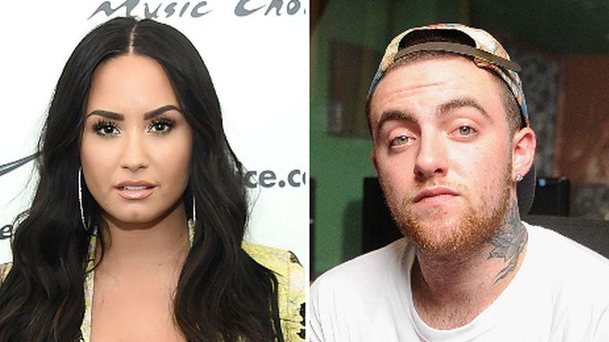 Demi Lovato hat mit Mac Millers Überdosis-Tod zu kämpfen!