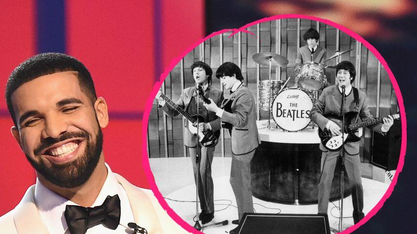 Mit neuem Album: Drake schlägt die Beatles in den Charts