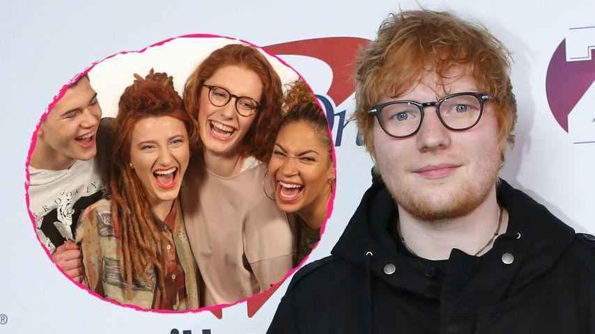 TVOG-Sensation: Ed Sheeran als Show-Opener mit den Talenten!