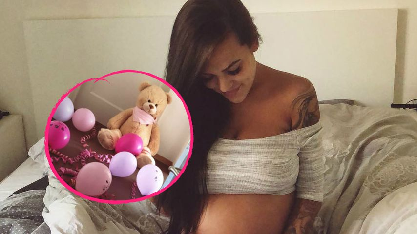 """Nach Geburt: """"Love Island""""-Elena & Baby süß daheim begrüßt!"""