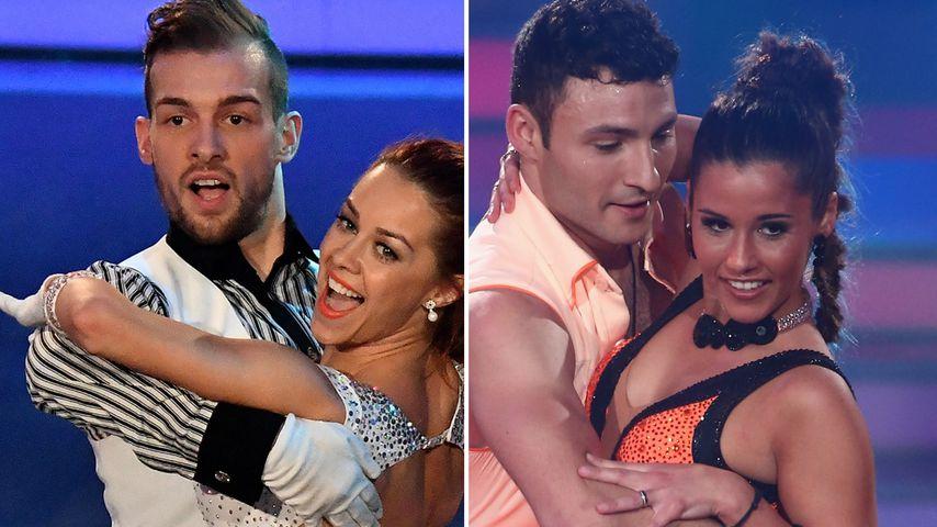 """Stark bei """"Let's Dance"""": Beerbt Eric """"Dancing on Ice""""-Sarah?"""