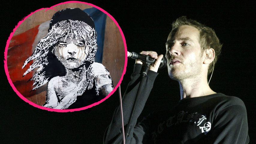 """""""Massive Attack""""-Sänger: Ist er Graffiti-Künstler Banksy?"""