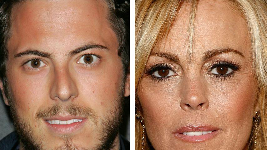 Lindsays Ex Harry ist tot: Dina Lohan rührt mit Trauer-Post