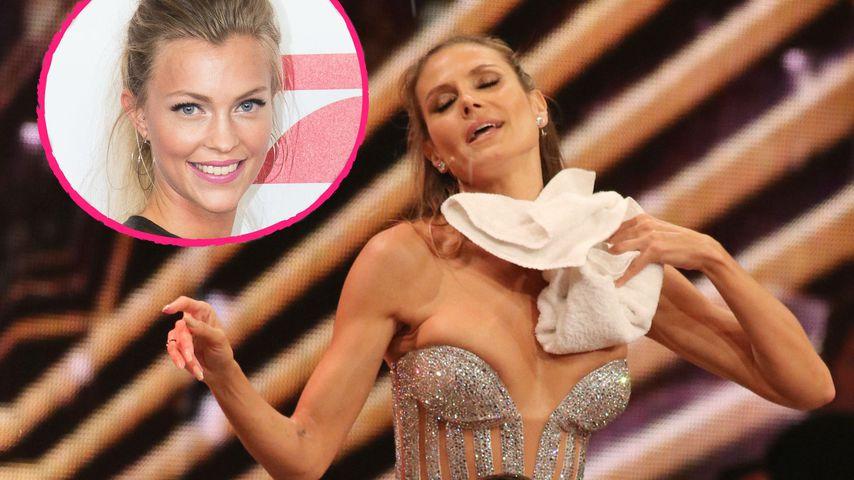 Nach GNTM-Opening-Fail: Serlina nimmt Heidi Klum in Schutz!