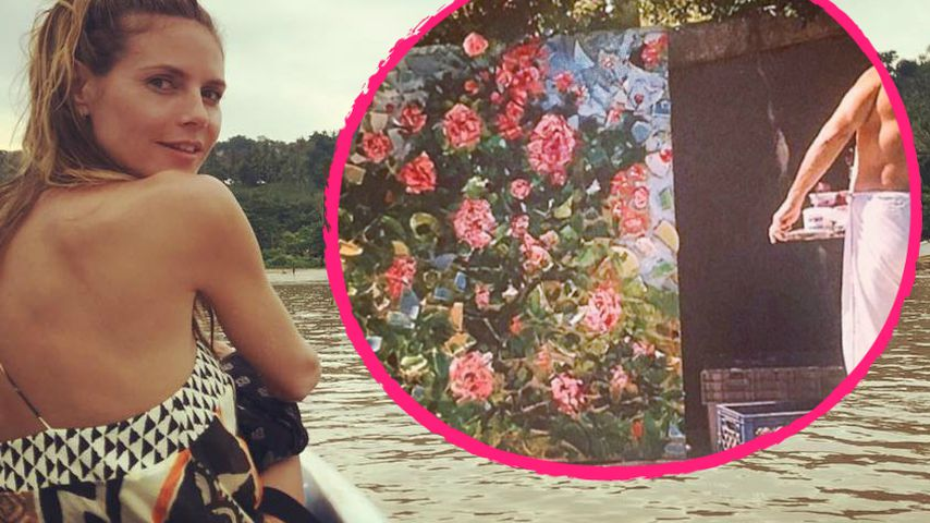 Liebes-Comeback-Hinweis? Heidi Klum postet verdächtiges Pic!