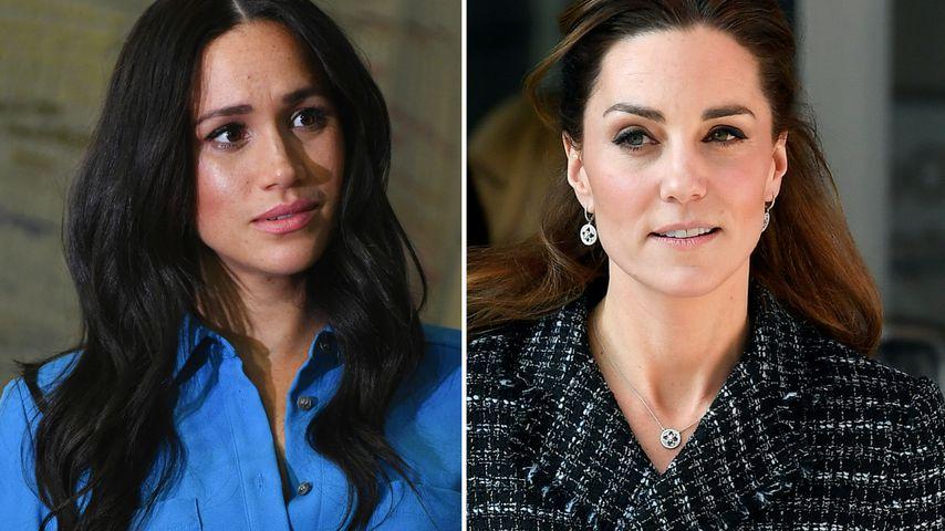 Halbschwester klagt an: Meghan ist eifersüchtig auf Kate