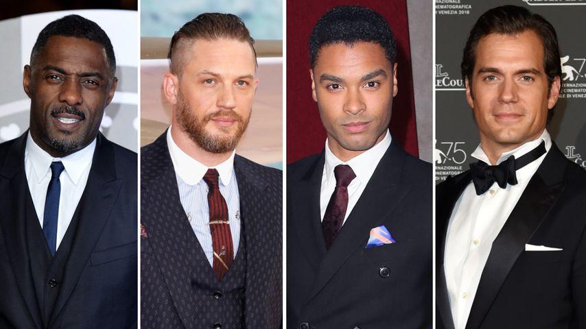 Elba, Hardy, Page, Cavill: Wer könnte nächster 007 werden?
