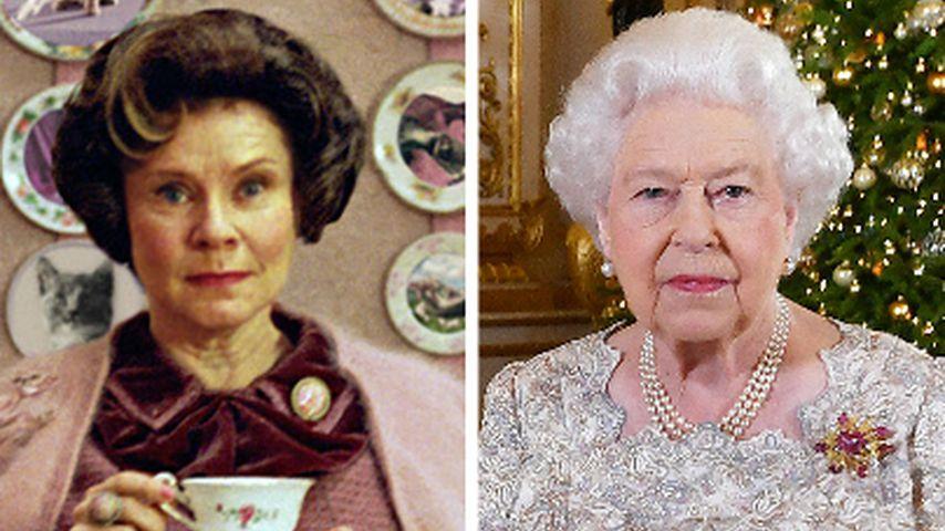 "Finale ""The Crown""-Staffel: ""Harry Potter""-Star spielt Queen"