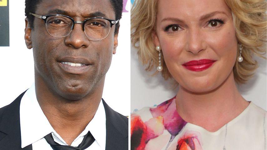 Isaiah Washington teilt gegen Ex-Co-Star Katherine Heigl aus