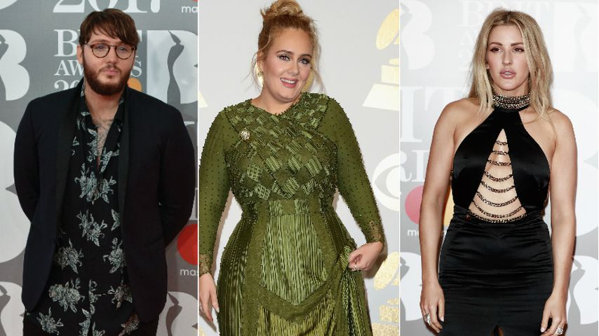 BRIT Awards 2017: Wer schnappt sich die begehrte Trophäe?