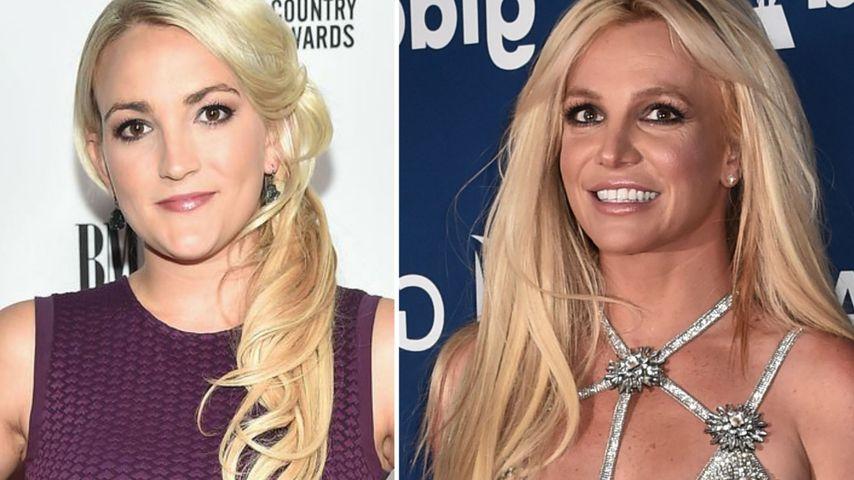 Jamie Lynn ist Treuhänderin von Britney Spears' Trustfond!