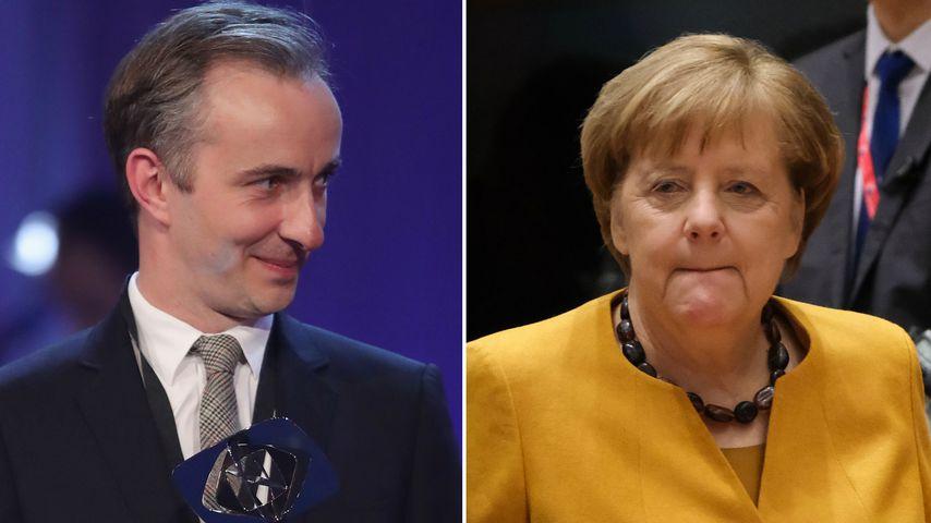 "Wegen ""Schmähgedicht"": Böhmermann gegen Merkel vor Gericht"